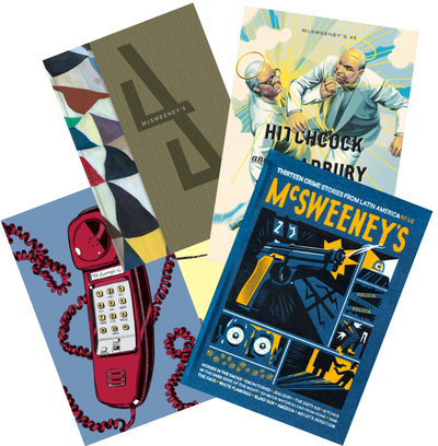 McSweeney's Quarterly Concern Subscription