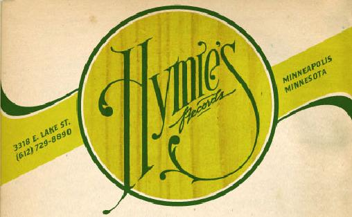 Gift Card for Hymie's Vintage Records
