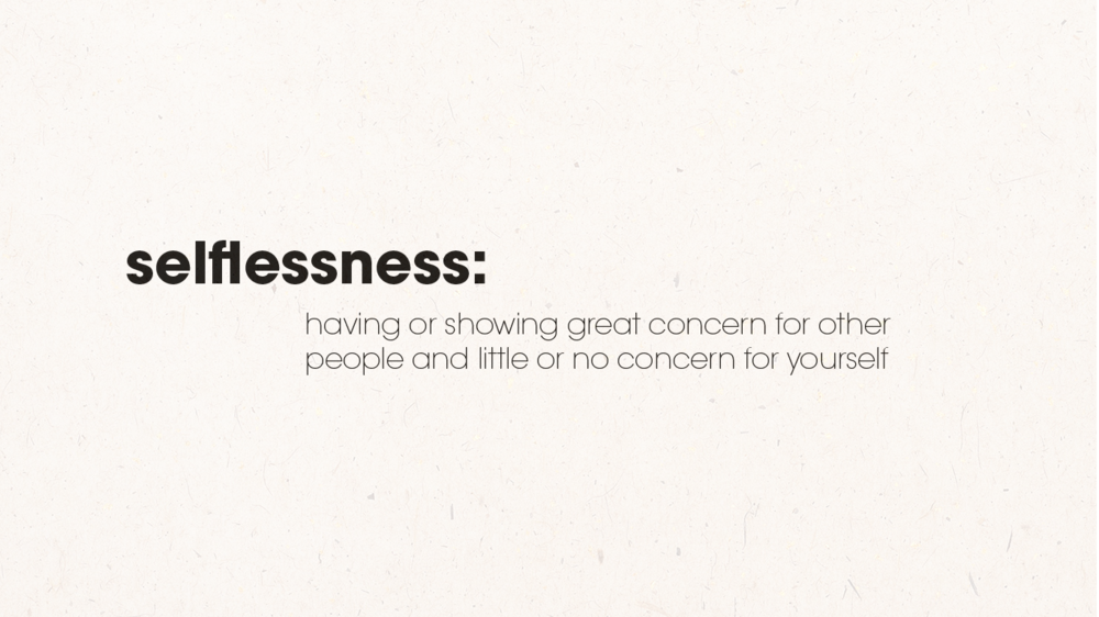 selflessness definition.png