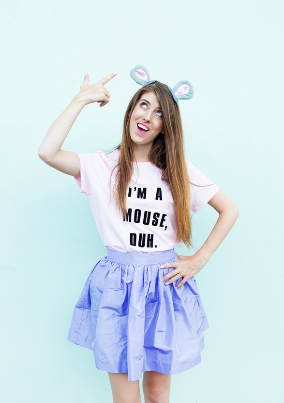 10 DIY Halloween Costumes You Can Wear To Work — Everyday Glamour