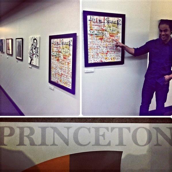 PRINCETON UNIVERSITY: ALL RISE SHOW 2015