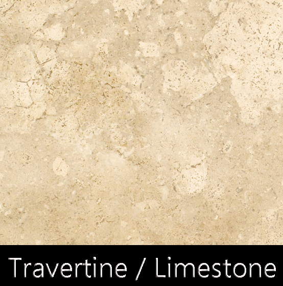 Travertine & Limestone