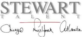 Union projects  Stewart Talent  Jason Sasportas     jason@stewarttalent.com     212.315.5505