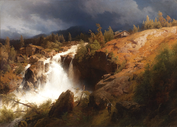 Herzog_Hermann(1832-1932)_AMountainTorrent_Oil_44x60.jpg