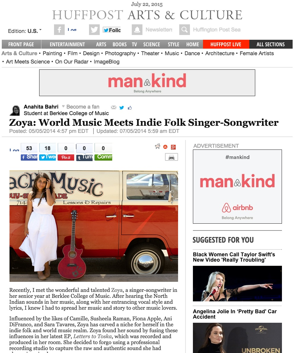 "The Huffington Post features Zoya's live video of her newest single ""Hold On""  ---  http://www.huffingtonpost.com/anahita-bahri/zoya-world-music-meets-in_b_5264504.html"