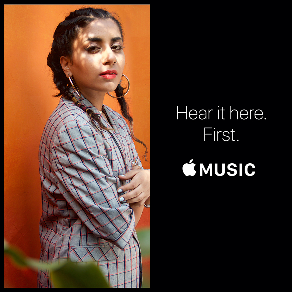 APPLE MUSIC EXCLUSIVE -  HERE WE GO AGAIN