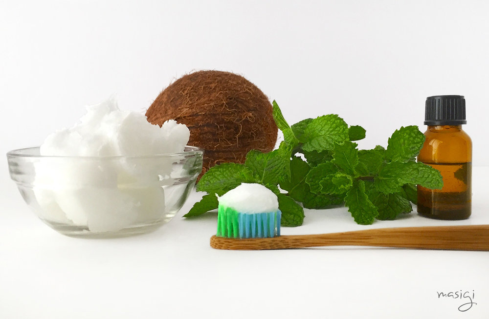 Ditch The Mainstream Mouthwash for Oil Pulling