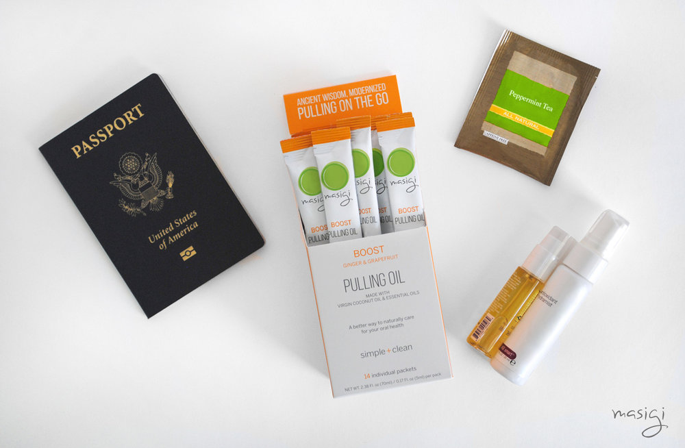The Ultimate Natural Health Travel Kit