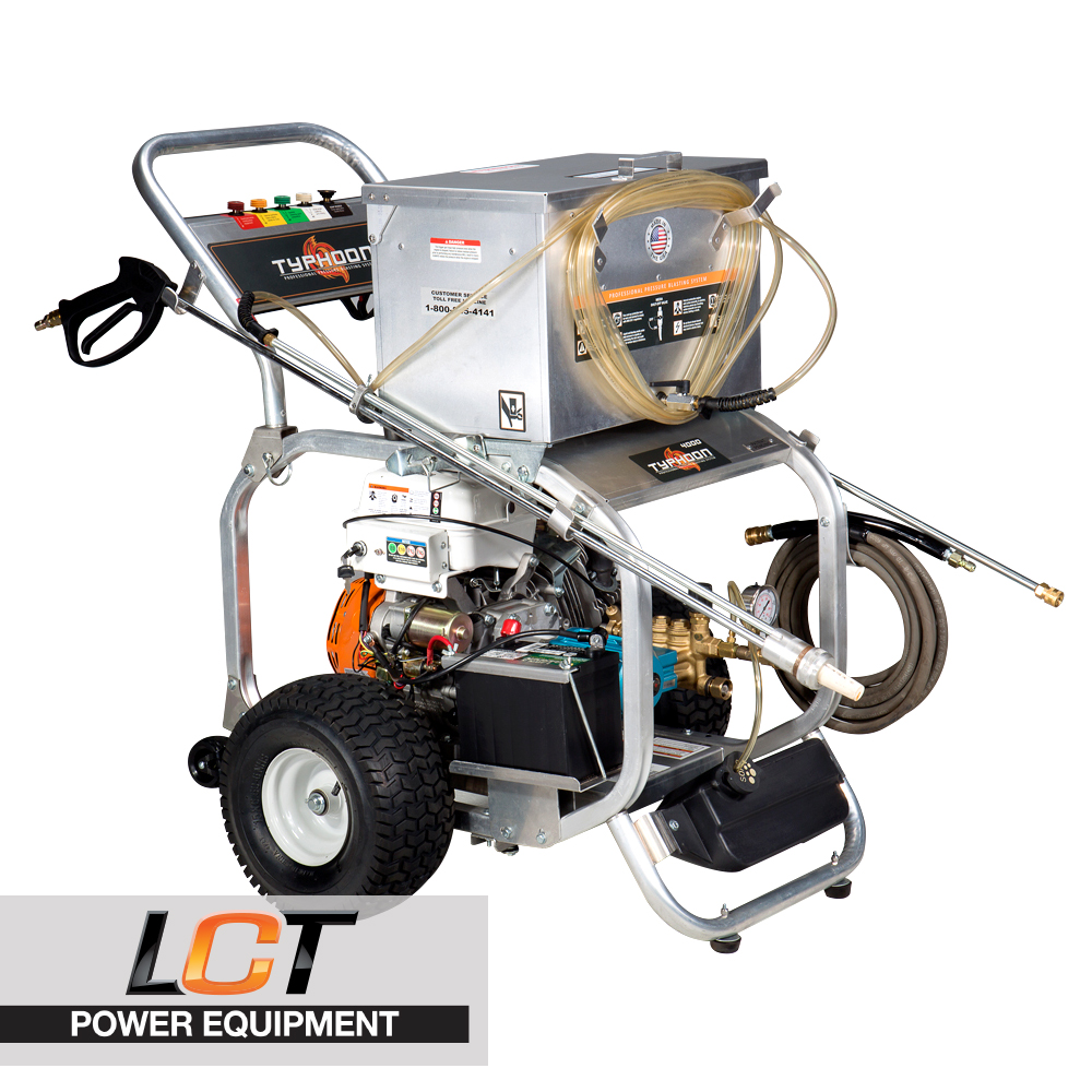 Typhoon Blaster 4000 Electric Sand Blaster Pressure Washer LCT