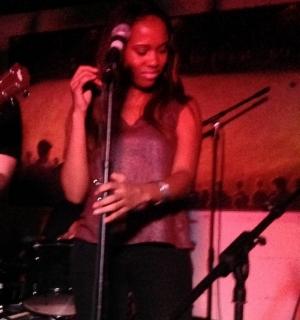 Vanessa: Vocals