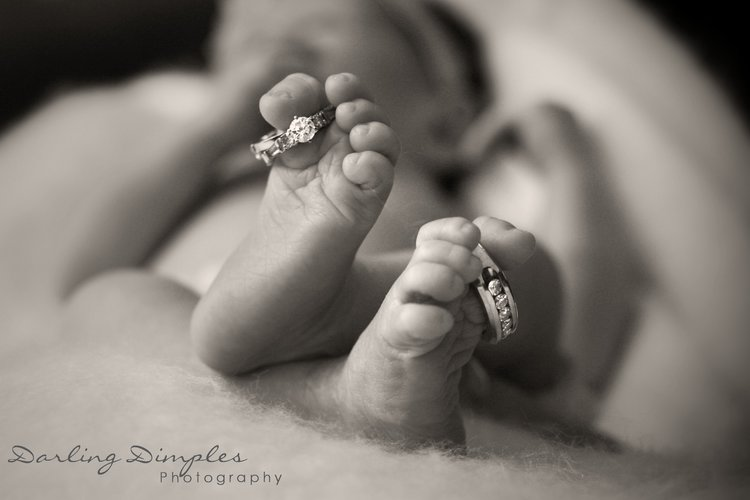 Newborn photography temecula murrieta baby photographer