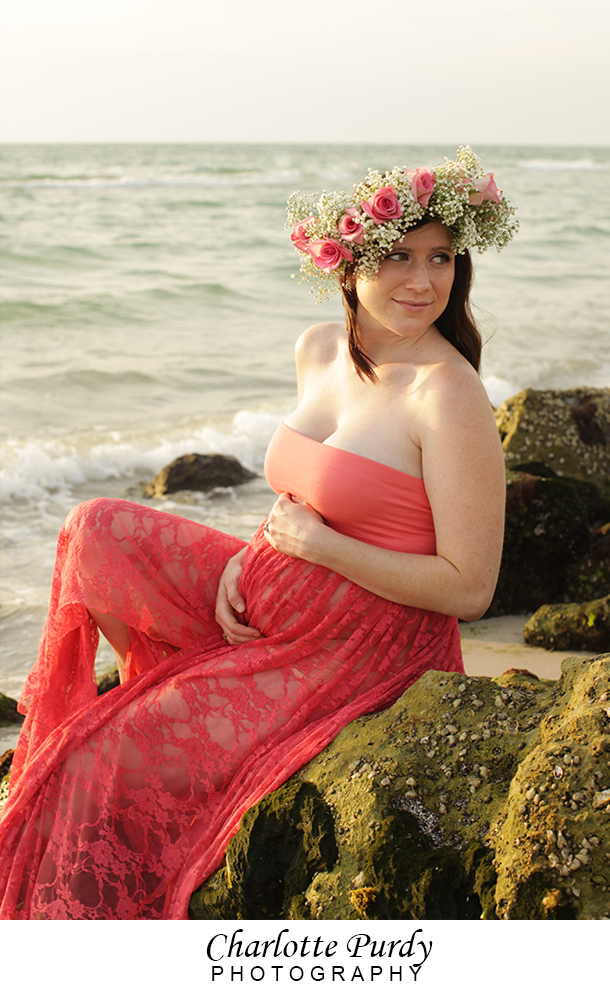 lowdermilk park maternity session charlotte purdy photography