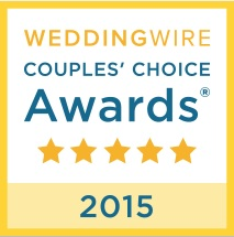 Wedding Wire 2015 Award