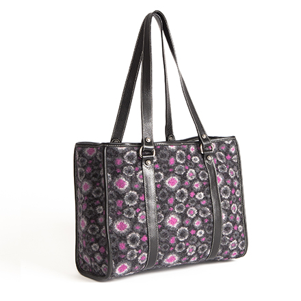 Pink Dots Tote Bag - SOLD OUT