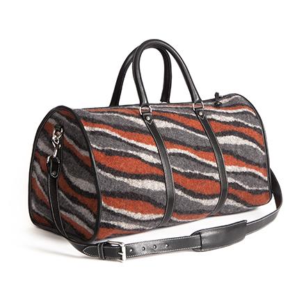 Copper Streamers Weekender Bag