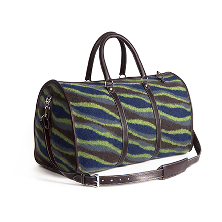 Green Streamers Weekender Bag - SOLD OUT