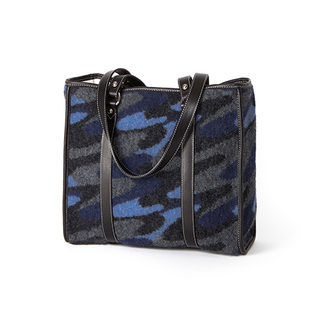 Blue Stroke Tote Bag - SOLD OUT