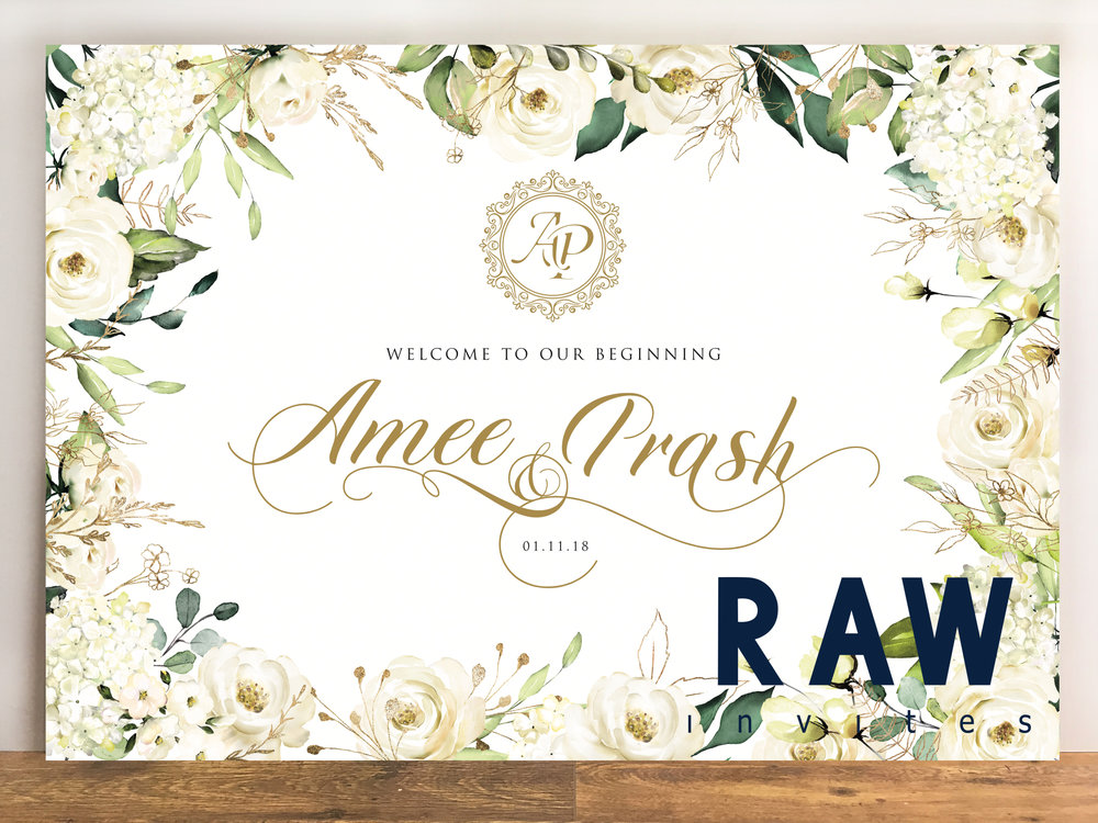 Amee & Prash (Civil Ceremony)