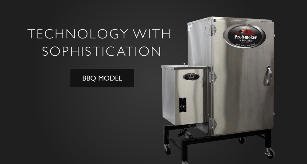 100SS BBQ Smoker and Roaster
