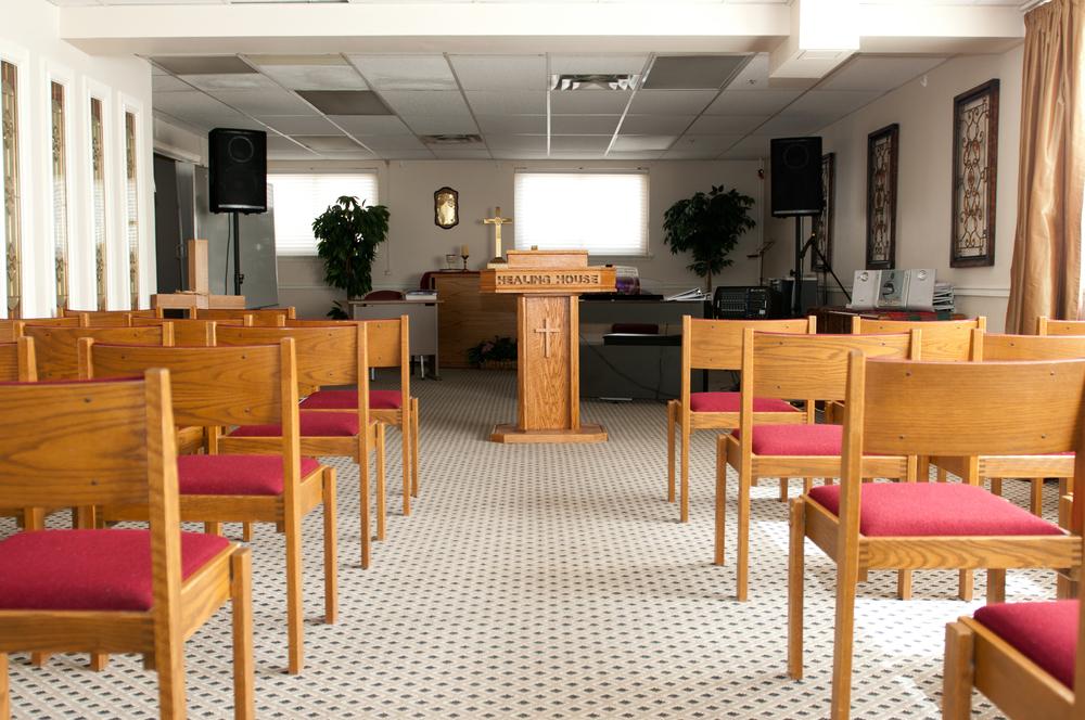 Chapel, Healing House