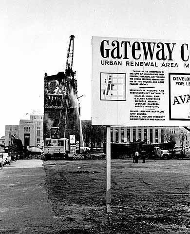 Gateway's Urban Renewal Act