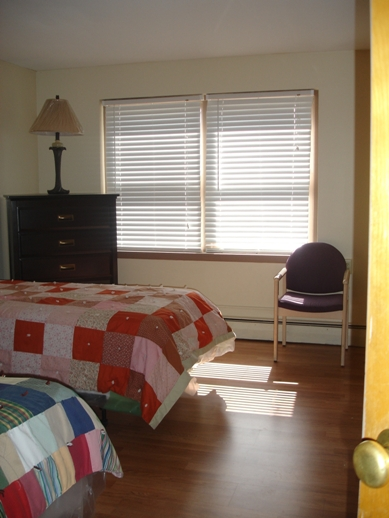 A New Hope Center bedroom