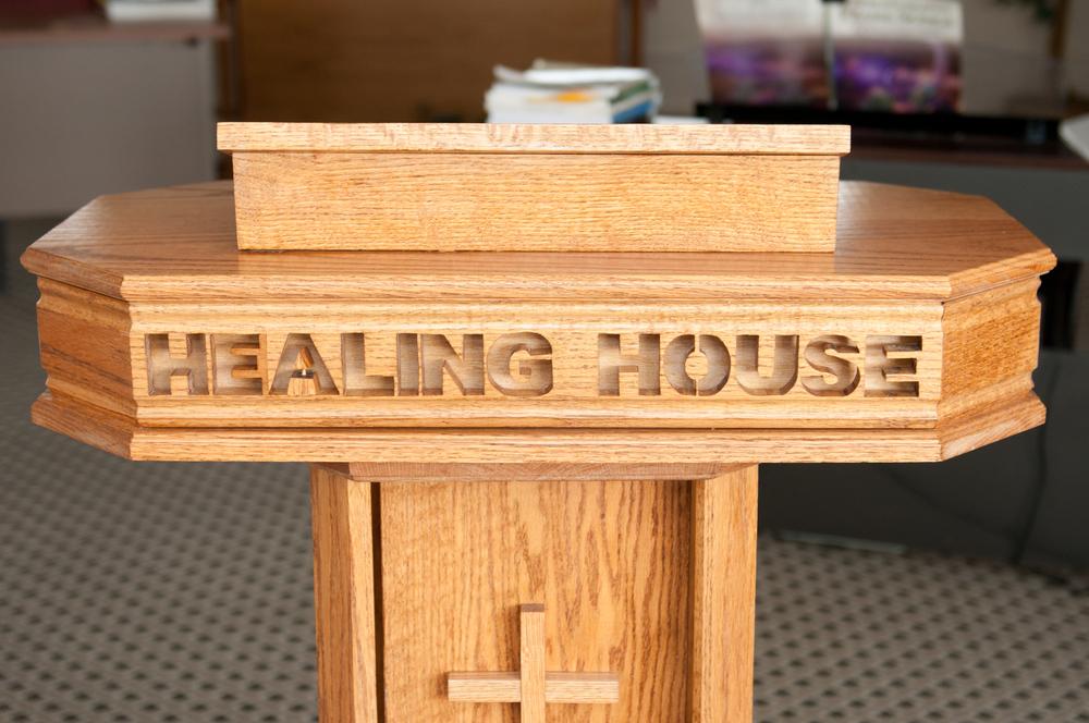 Healing House Chapel