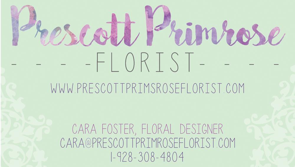 prescott primrose florist