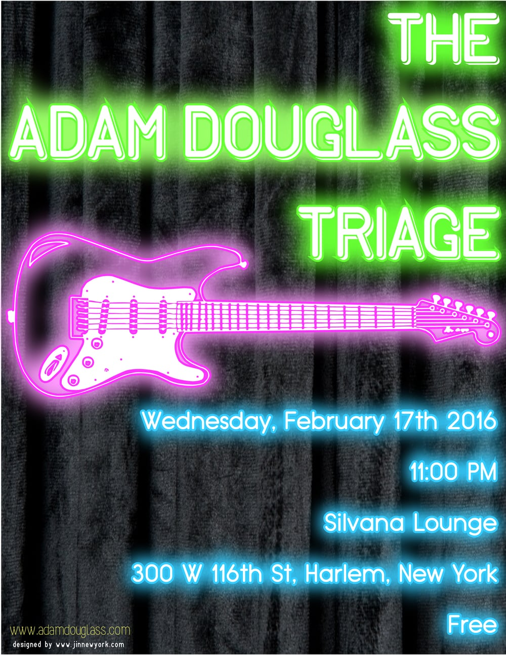 adam douglass triage