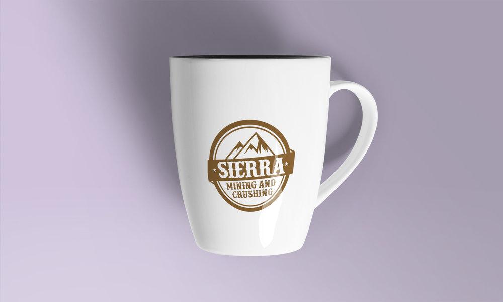 Logo and Mug