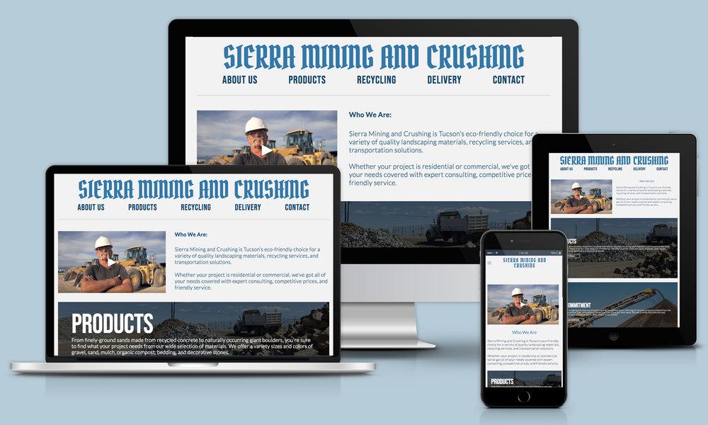 Sierra Mining and Crushing