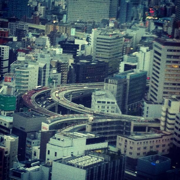 Taken with  Instagram  at Tokyo