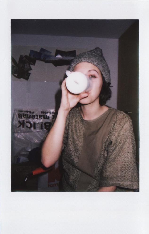 Erin Danna, New Year's Day 2013