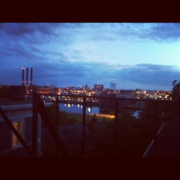 Providence (Taken with  Instagram )