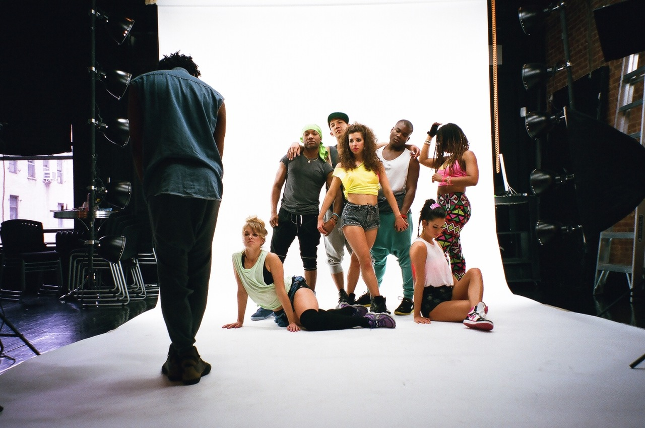 305 photo shoot