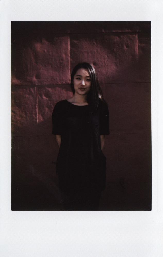 Portrait of a fashion designer