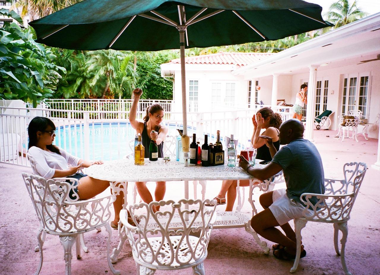Moet in Miami