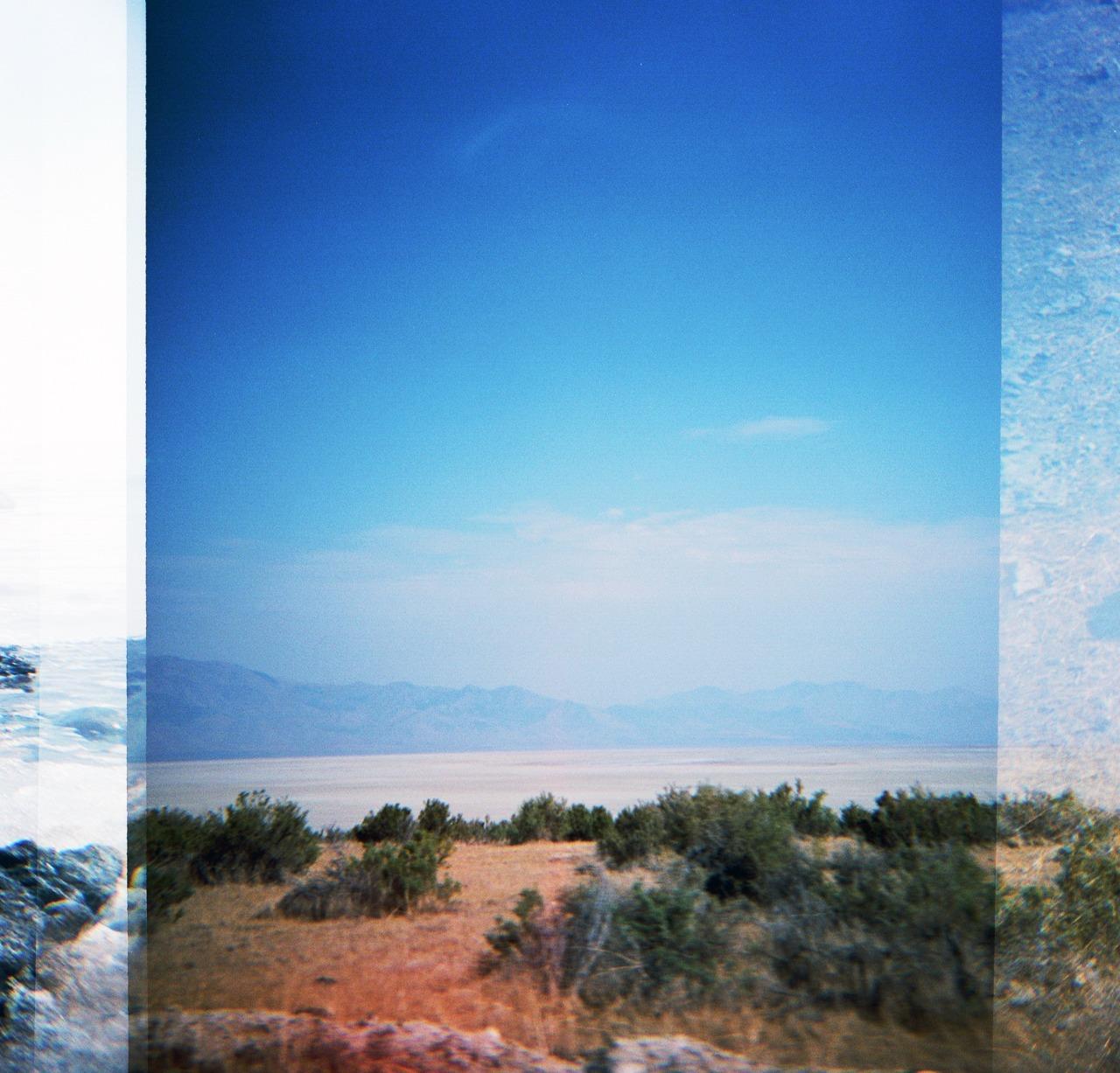 Water, Sky, Desert
