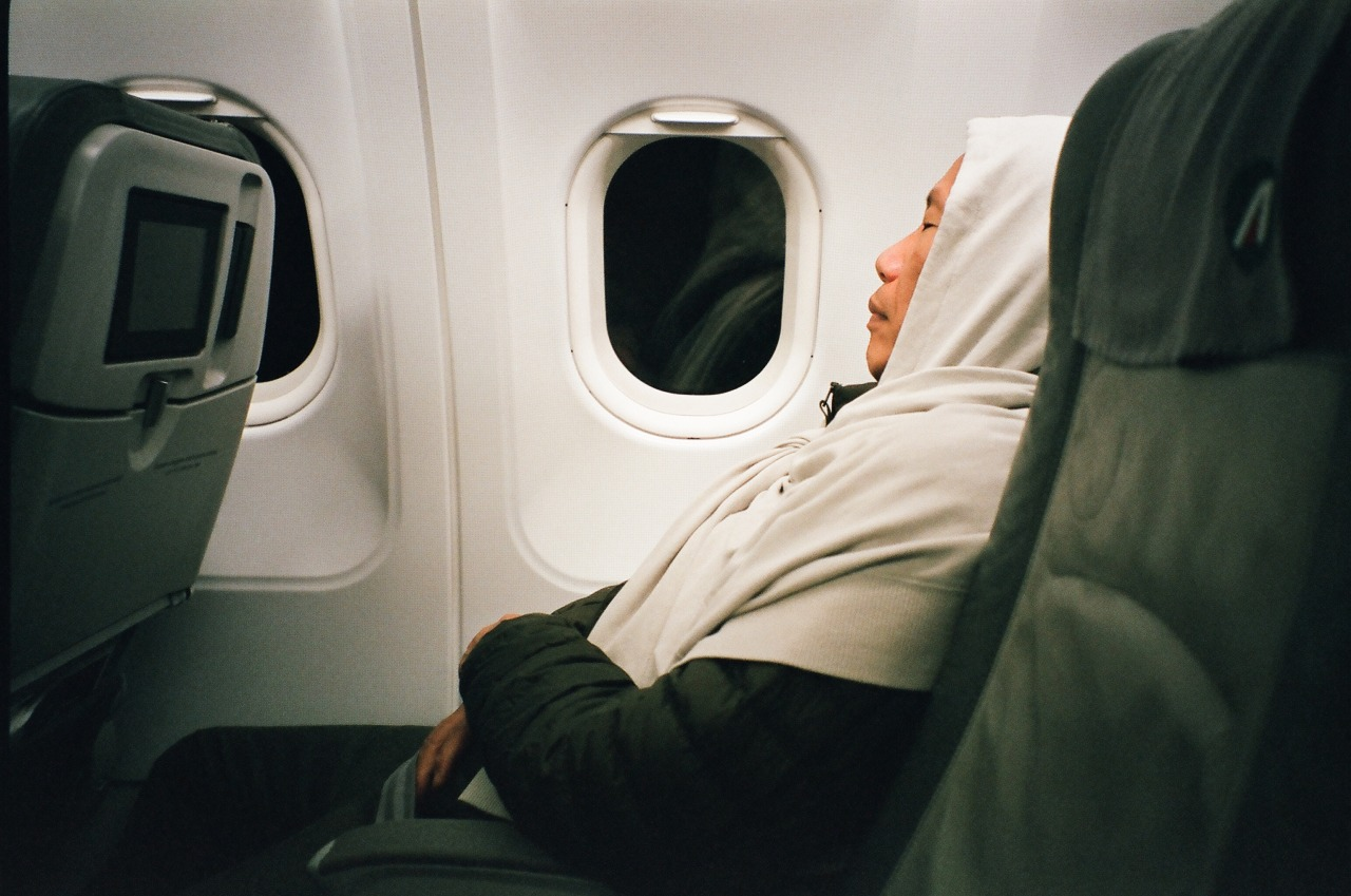 Jetsetting nun