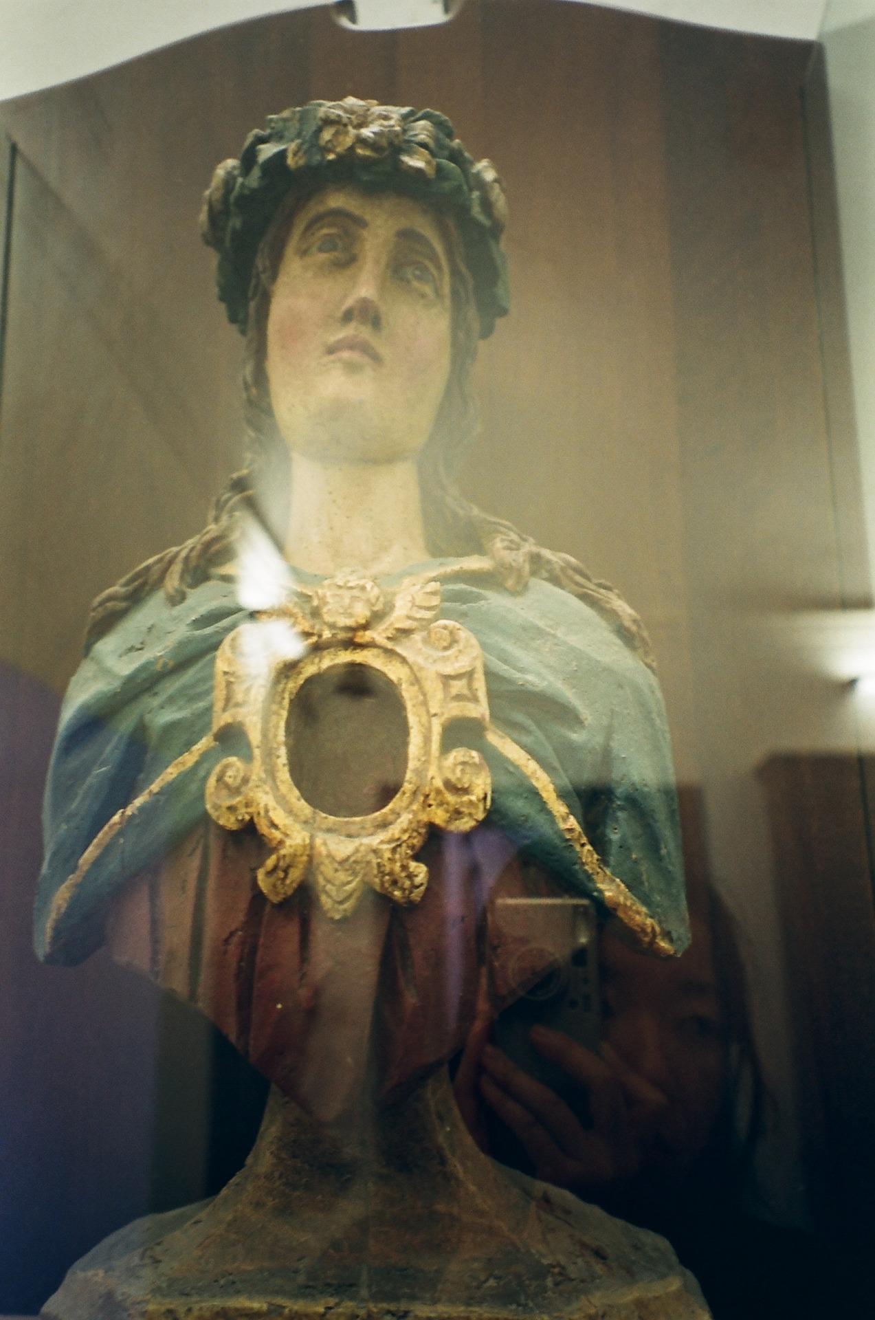 Reflecting upon a Saint