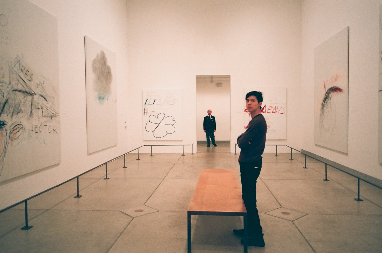 Cy Twombly Room