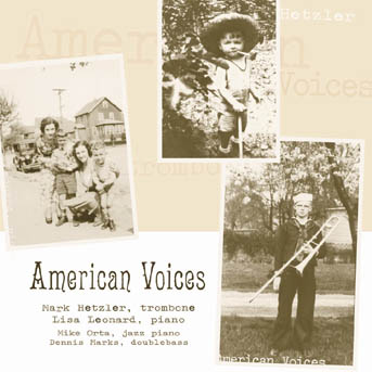 American Voices- 2002 Summit Records (DCD 331)