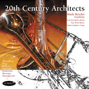 20th Century Architects- 2004 Summit Records (DCD 394)