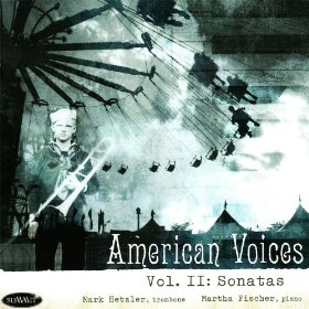 American Voices, Vol.II- 2009 Summit Records (DCD 531)