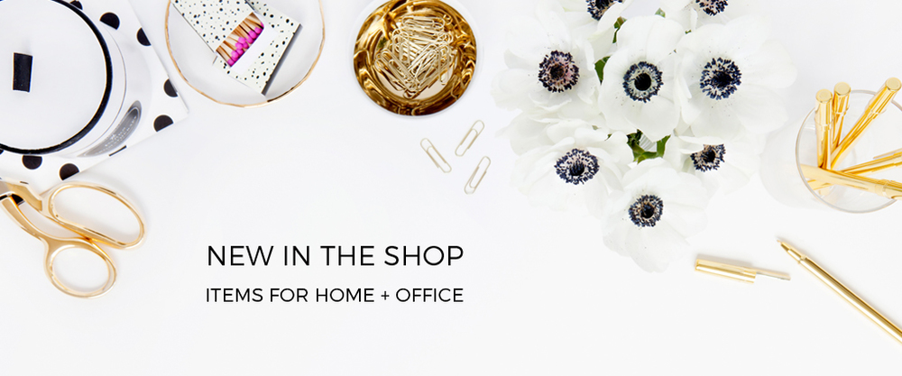 The Smitten Collection Home+Office