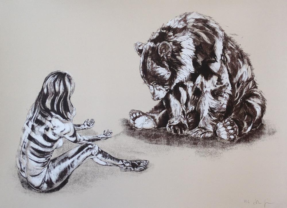 John Simpson -Omega and The Bear