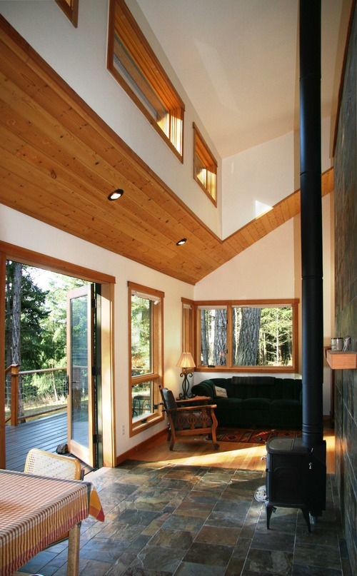 Orcas Island Guest House — Jackson Liles Architecture