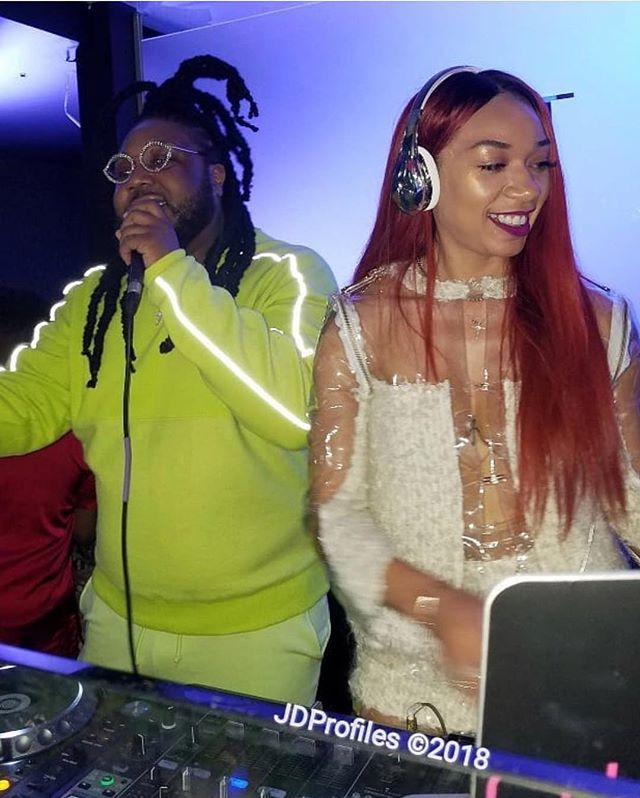 #heydj 🎧 Keep playin' that song... @djchan_don in #Foxbait Jacket 😻 #Repost #stylist @mrbrianlamont 🙌 ・・・ Thanks to our DJ @djchan_don and Hosts @janaemusic @sonofqb ❤️ . . . #love #fashion #men #women #talent #washingtondc #dc #dmv #wardrobe #stylist #wardrobestylist #colors #events #shows #show #runway #runwayshow #creativity #fashion #fashionblogger #blogger #blog #magazine #mrbrianlamont