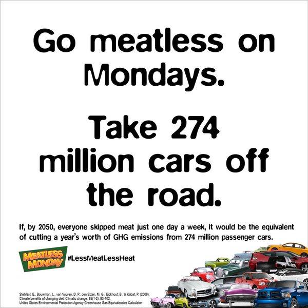 Meatless Monday Motivation