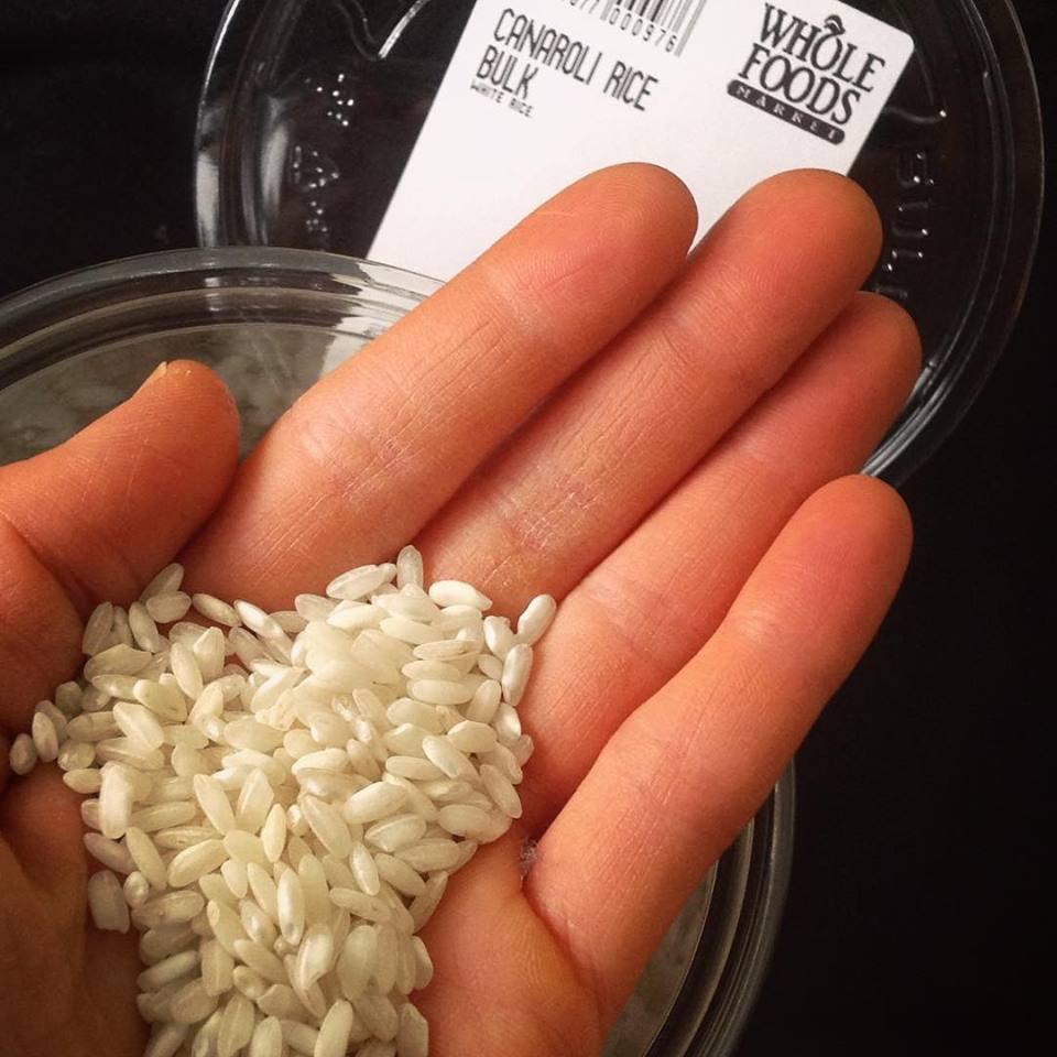 Canaroli Rice